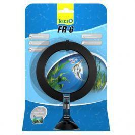 Кормушка Tetra для рыб круглая с присоской и держателем, диаметр 6см
