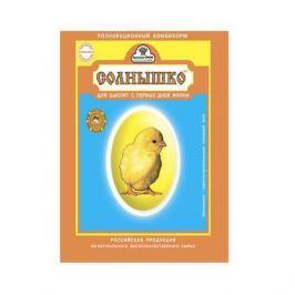 Корм Солнышко для цыплят, индюшат, цесарят, утят, гусят с первых дней жизни, 3кг