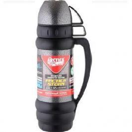 Термос (Арктика) 109-1000М с  дополнительной чашкой, черный