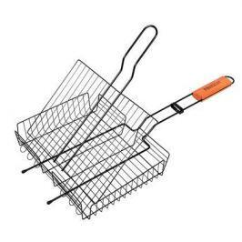 Решетка-Гриль Boyscout антипригарное покрытие арт.61303, (30*25*5,5)*62см