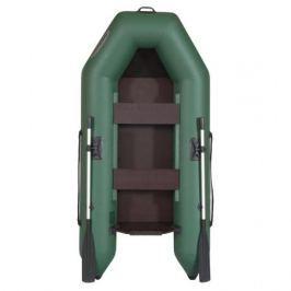 Лодка Лоцман М-280 ЖС зеленая