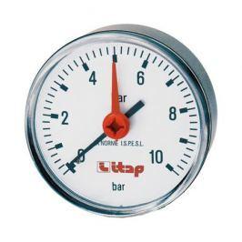 Itap 483 1/4 Манометр осевое подключение 10 бар