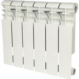 Rommer 6 секций радиатор биметаллический Profi Bm 350 (Bi350-80-80-130)