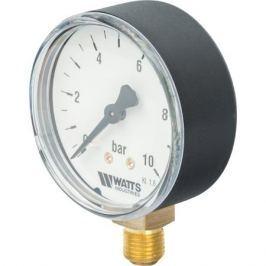 Watts F+R200(Mdr) 63/10 Манометр радиальный нр 1/4