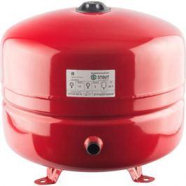 Stout Расширительный бак на отопление 35 л. (цвет красный)