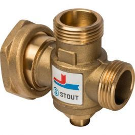 Stout Термостатический смесительный клапан G 1)4M-G 1)41/2 F-G 1)4M 70°С