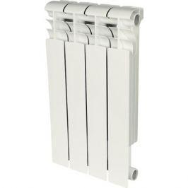 Rommer 4 секции радиатор биметаллический Profi Bm 500 (Bi500-80-80-150)