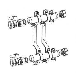 Rehau Распределительный коллектор Rehau Hlv 7 для систем радиаторного отопления