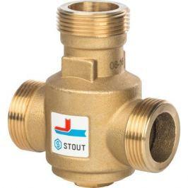 Stout Термостатический смесительный клапан G 1)4 1/4 Нр 55°С
