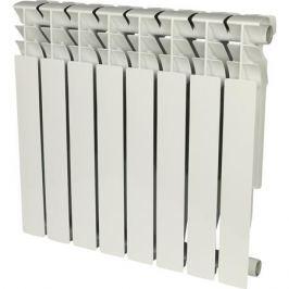 Rommer Plus 500 8 секций радиатор алюминиевый (Ral9016)