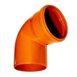 Sinikon Нпвх Отвод D160 x 87° для нар. канализации