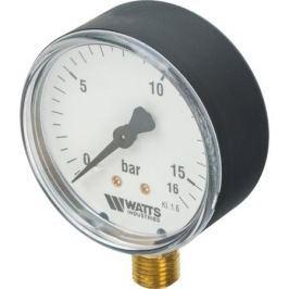 Watts F+R200(Mdr) 63/16 Манометр радиальный нр 1/4