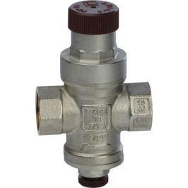 Stout 1/2 Редуктор давления с давлением на выходе 1…4 бар с подсоединением для манометра 1/4
