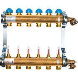 Watts Коллектор с расходомерами Hkv/T-6