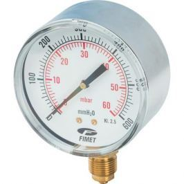 Watts Манометр газов.Fr260(Mg) 80/6(3/8