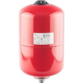 Stout Расширительный бак на отопление 12 л. (цвет красный)