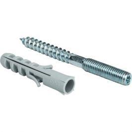 Stout Шпилька сантехническая М8*80мм с дюбелем М 10*50