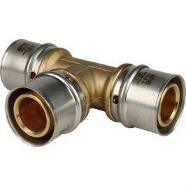 Stout Тройник равнопроходный 32х32х32 для металлопластиковых труб прессовой
