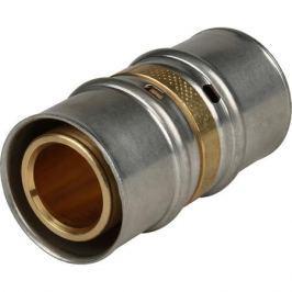 Stout Муфта соединительная равнопроходная 32х32 для металлопластиковых труб прессовой