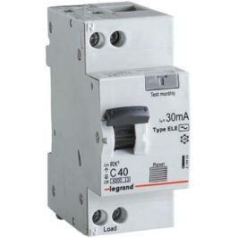Legrand Выключатель авт. диф. тока 1п+Н 10А 30мА тип Ac Rx3 Leg 419397