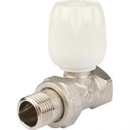 Stout Клапан ручной терморегулирующий с неподъемным шпинделем, прямой 1/2