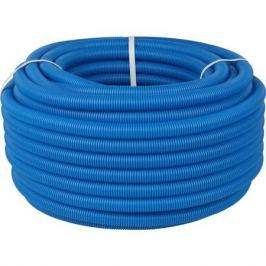 Stout Труба гофрированная Пнд, цвет синий, наружным диаметром 25 мм для труб диаметром 16-22 мм