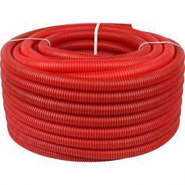 Stout Труба гофрированная Пнд, цвет красный, наружным диаметром 32 мм для труб диаметром 25 мм