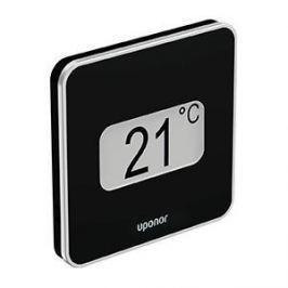 Uponor Smatrix Base термостат цифровой+Rh style T-149 Bus чёрный