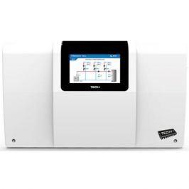 Tech L-7 Проводной контроллер для водяного теплого пола, белый