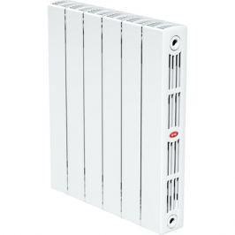 Rifar SupreMO 350 4 секции радиатор биметаллический боковое подключение (белый Ral 9016)