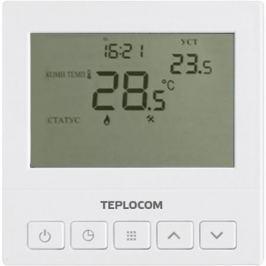 Teplocom Термостат комнатный Teplocom Ts-Prog-220/3A