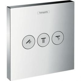 Запорный/переключающий вентиль Hansgrohe ShowerSelect