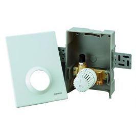 Oventrop Терморегулятор Unibox Rtl с термостатом, регулирование температуры обратного потока белый 3/4 Ек