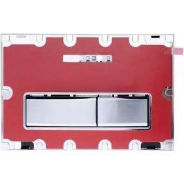 115.788.00.5 клавиша Sigma 50 New двойной смыв к 111.300/350/361/362/380/390/796 сталь без панели