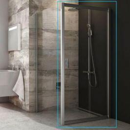 Blrv2K-90 дверь для комбинации с дверью блестящий + стекло Транспарент
