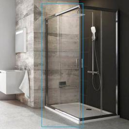 Blrv2K-100 дверь для комбинации с дверью блестящий + стекло Транспарент