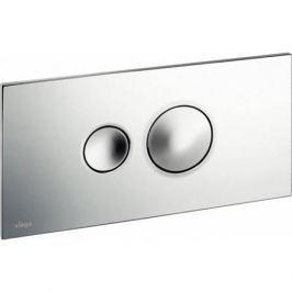Visign for Style 10 кнопка смыва (пластик) для смывных бачков, хром