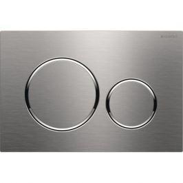 Клавиша смыва Sigma 20, двойной смыв, к 111.300/350/361/362/380/390/796 нерж. сталь