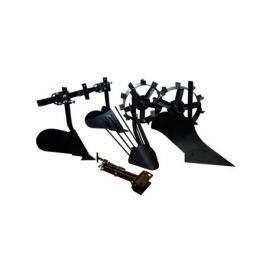 Комплект навесного оборудования МБ (1 копалка,1 плуг,1 сцепка,1 окучник 2х рядный, 2 грунтозацепа)