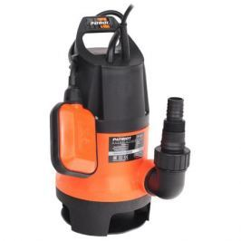 Насос дренажный PATRIOT F 850 д.грязн.воды корпуспластик,850 Вт