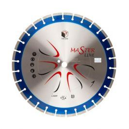 Отрезной круг DIAM Master Line Железобетон 450*3,4*10*25,4 000505