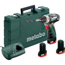 Аккумуляторный винтоверт Metabo BS 10.8 B 3*2.0 L PowerMaxx 600080960