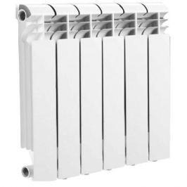 Радиатор отопления биметаллический BILIT 500 100 6 секц.