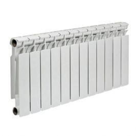 Радиатор отопления алюминиевый HALSEN 350 80 12