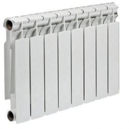Радиатор отопления биметаллический HALSEN 350 80 8