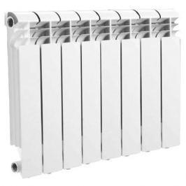 Радиатор отопления биметаллический BILIT 500 100 8 секц.