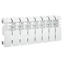 Радиатор отопления алюминиевый Oasis 200 100 8 секций