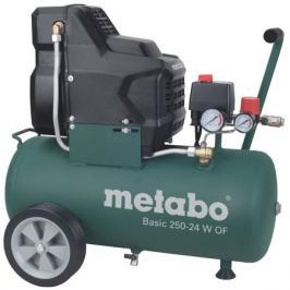 Компрессор Metabo Basic 25024 W OF 601532000