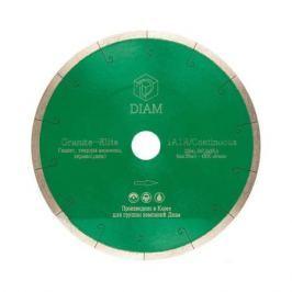 Круг алмазный DIAM 200*1.6*7.5*25.4 ГранитЭлит 1A1R 000156