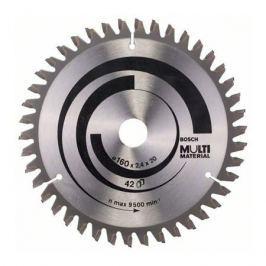 Циркулярный диск BOSCH 160*20 16 42 MULTIMATER 2.608.640.503